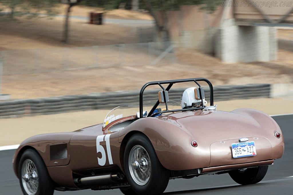 Jaguar C-Type - Chassis: XKC 018   - 2007 Monterey Historic Automobile Races