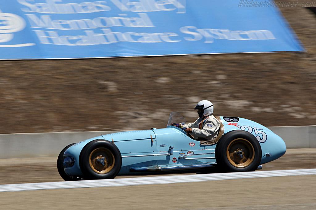 Kurtis 500A 'Walcot Chrysler Spl'    - 2007 Monterey Historic Automobile Races