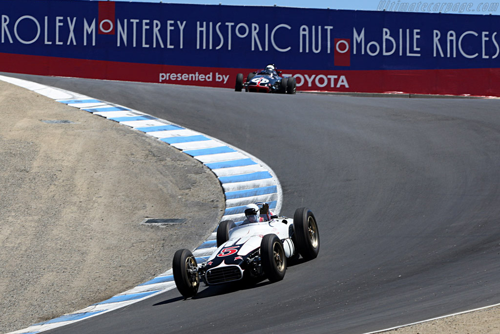 Kurtis 500G 'Daytona Steel Foundry Spl.'    - 2007 Monterey Historic Automobile Races