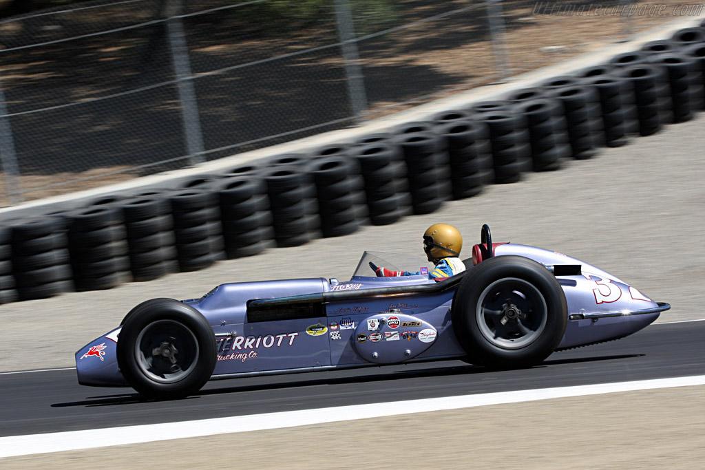 Kurtis 500J 'Bowes Seal Fast Spl.'    - 2007 Monterey Historic Automobile Races