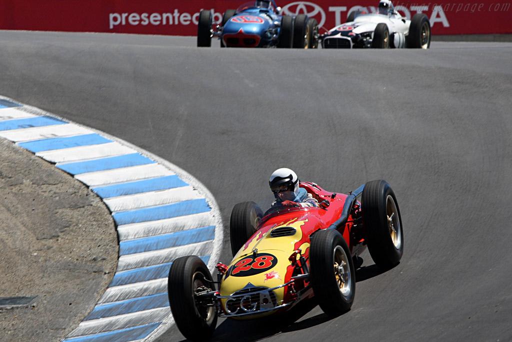 Kuzma 'Greenman-Casale' Spl    - 2007 Monterey Historic Automobile Races