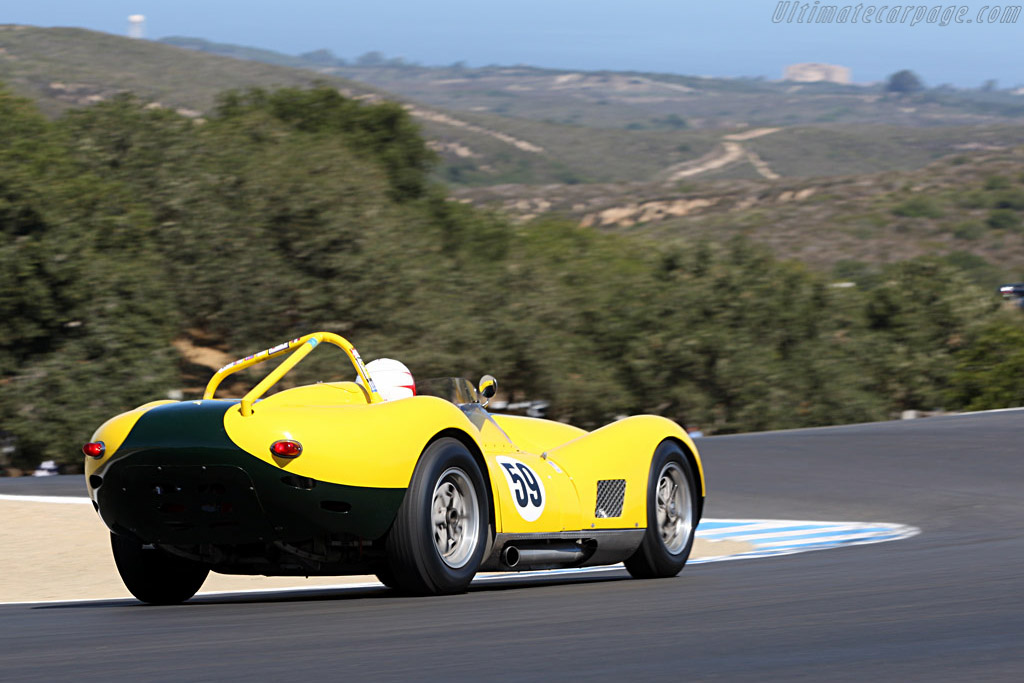 Lister Chevrolet - Chassis: BHL 18   - 2007 Monterey Historic Automobile Races