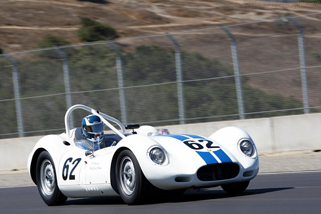 Lister Jaguar - Chassis: BHL 102   - 2007 Monterey Historic Automobile Races