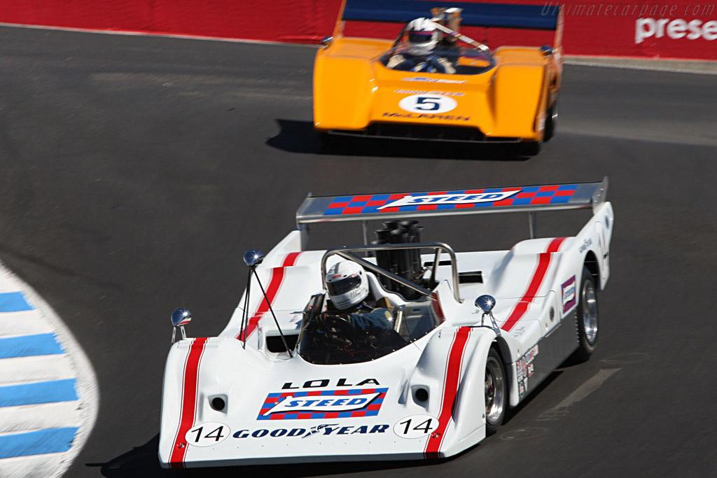 Lola T310 - Chassis: HU01   - 2007 Monterey Historic Automobile Races
