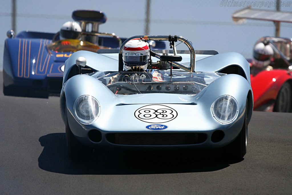 Lola T70 Mk II Chevrolet - Chassis: SL71/35   - 2007 Monterey Historic Automobile Races