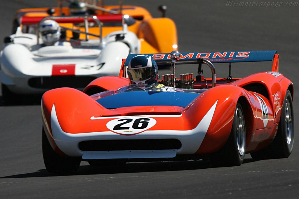 Lola T70 Mk3 - Chassis: SL73/129   - 2007 Monterey Historic Automobile Races