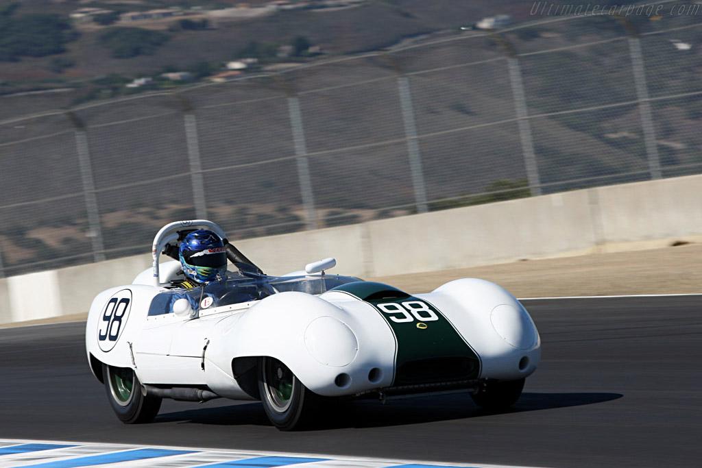 Lotus 15 - Chassis: 610   - 2007 Monterey Historic Automobile Races