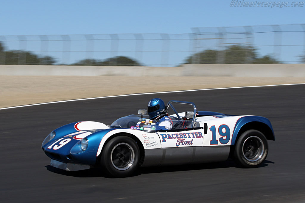 Lotus 19B Ford - Chassis: 966   - 2007 Monterey Historic Automobile Races
