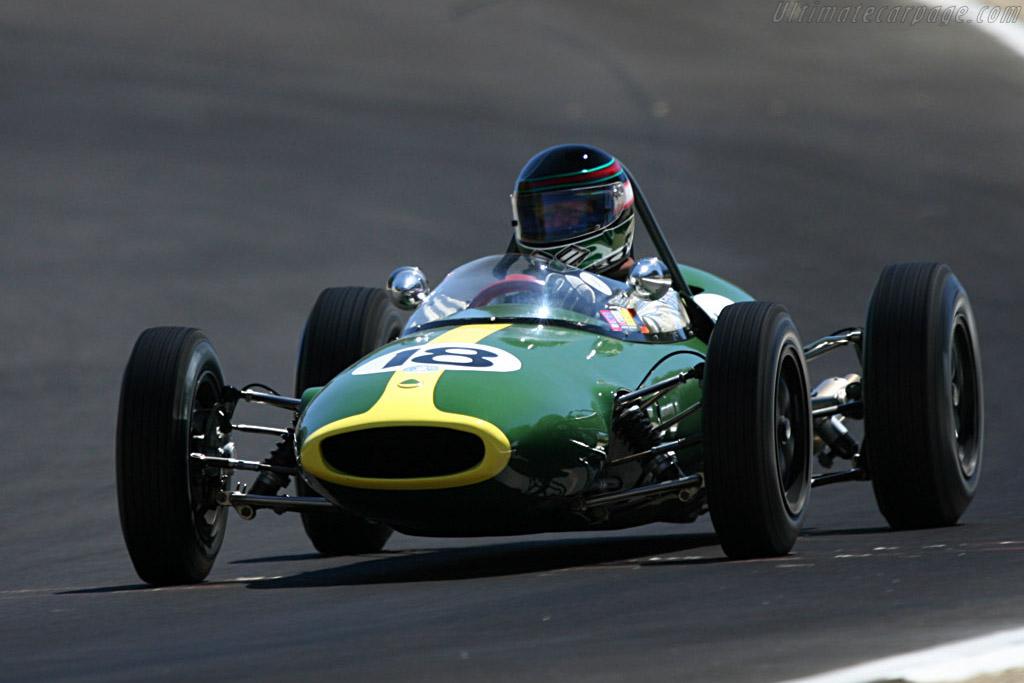 Lotus 22 Formula Jnr    - 2007 Monterey Historic Automobile Races