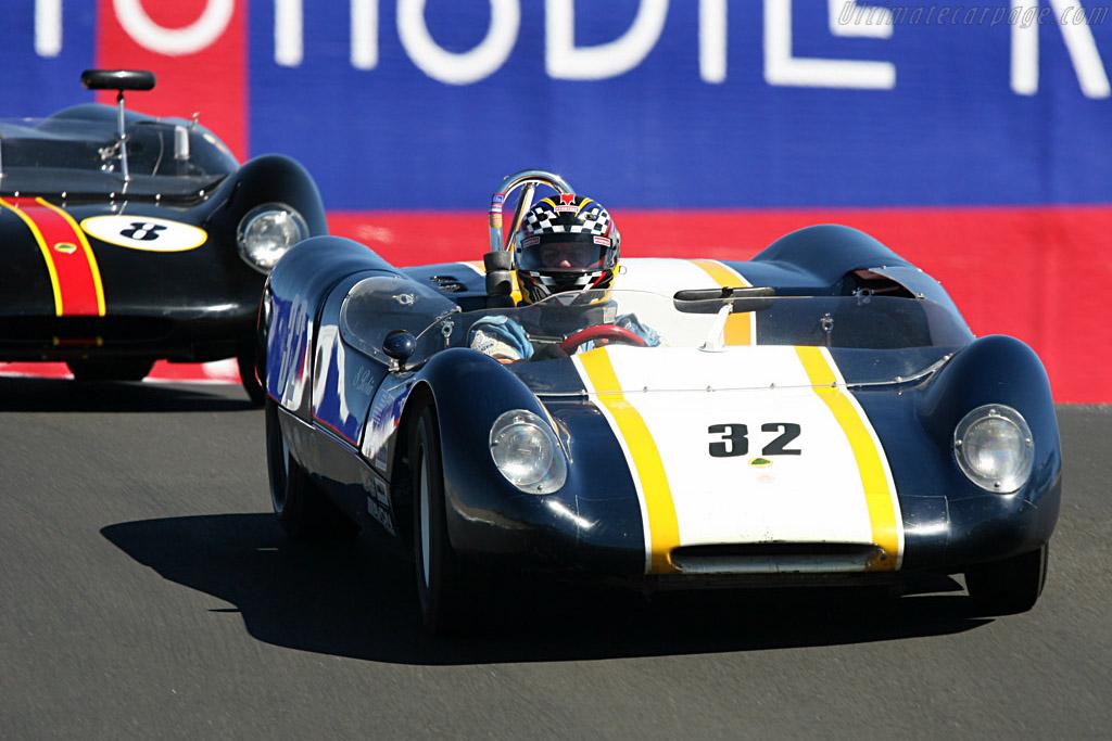 Lotus 23    - 2007 Monterey Historic Automobile Races