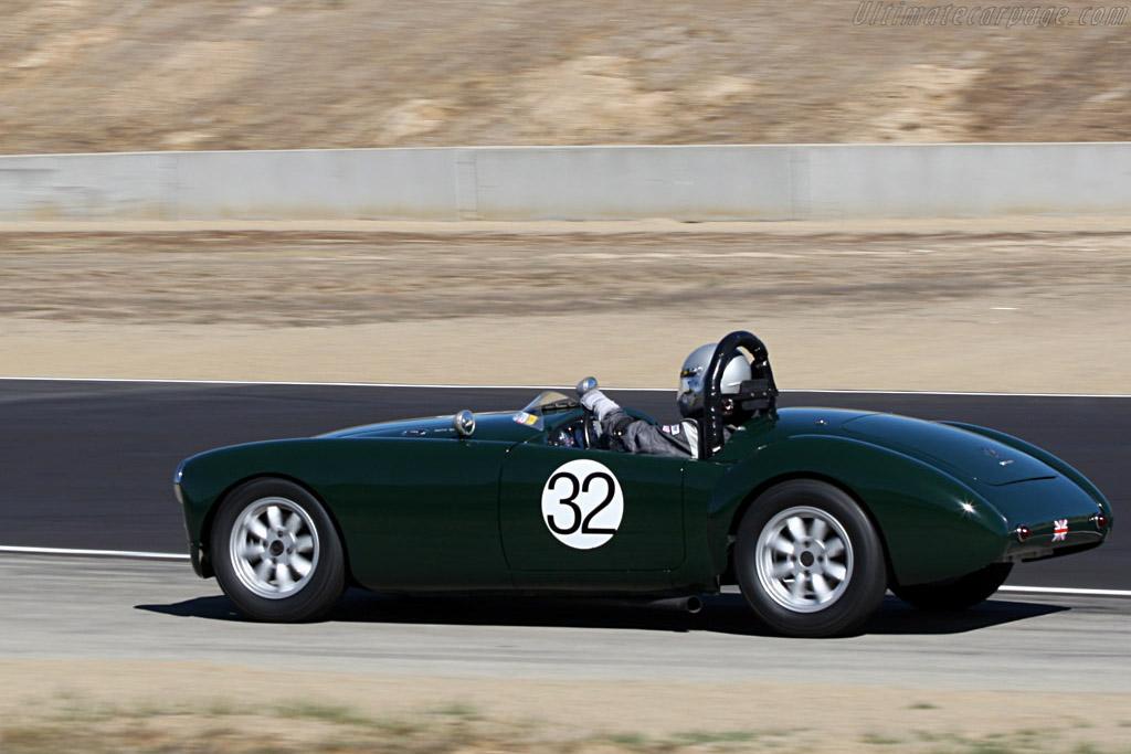 MGA Twin Cam    - 2007 Monterey Historic Automobile Races