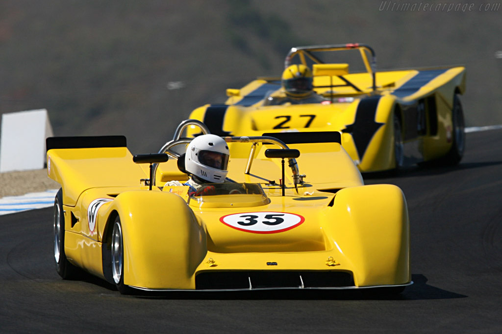 Martin BM8    - 2007 Monterey Historic Automobile Races