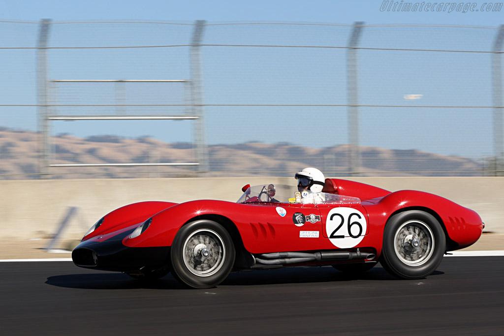 Maserati 200SI    - 2007 Monterey Historic Automobile Races