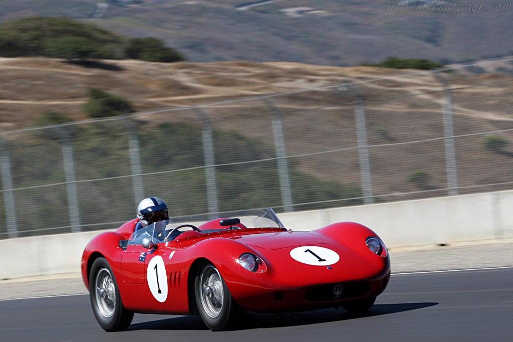 Maserati 250SI - Chassis: 1655   - 2007 Monterey Historic Automobile Races