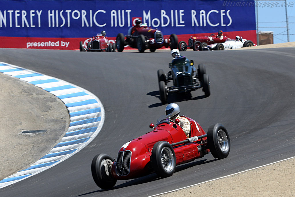 Maserati 4CL - Chassis: 1564   - 2007 Monterey Historic Automobile Races