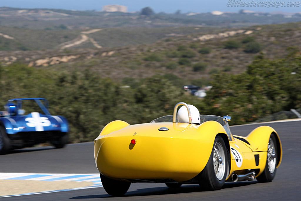 Maserati T61 'Birdcage' - Chassis: 2467   - 2007 Monterey Historic Automobile Races