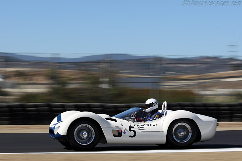 Maserati T61 'Birdcage' - Chassis: 2461   - 2007 Monterey Historic Automobile Races