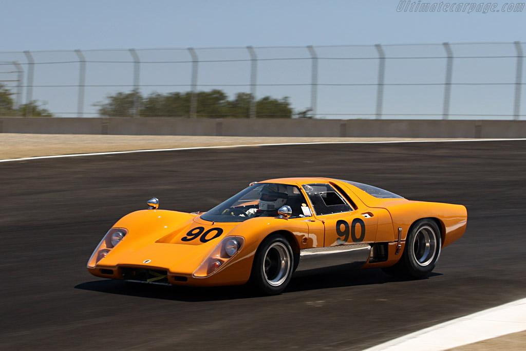 McLaren M6 GT - Chassis: 50-17   - 2007 Monterey Historic Automobile Races