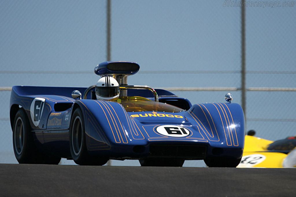 McLaren M6A - Chassis: M6A/3   - 2007 Monterey Historic Automobile Races