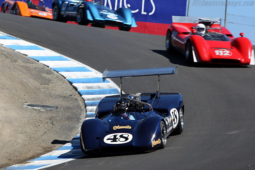McLaren M6B 'McLeagle' - Chassis: 50-10   - 2007 Monterey Historic Automobile Races