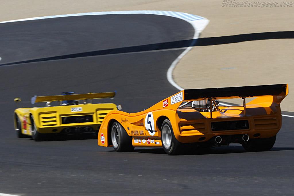McLaren M8F - Chassis: M8F/2   - 2007 Monterey Historic Automobile Races