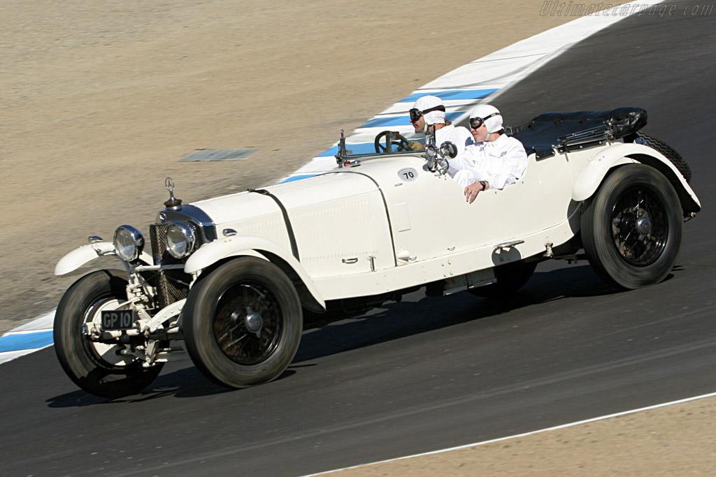 Mercedes-Benz SS Grand Prix    - 2007 Monterey Historic Automobile Races
