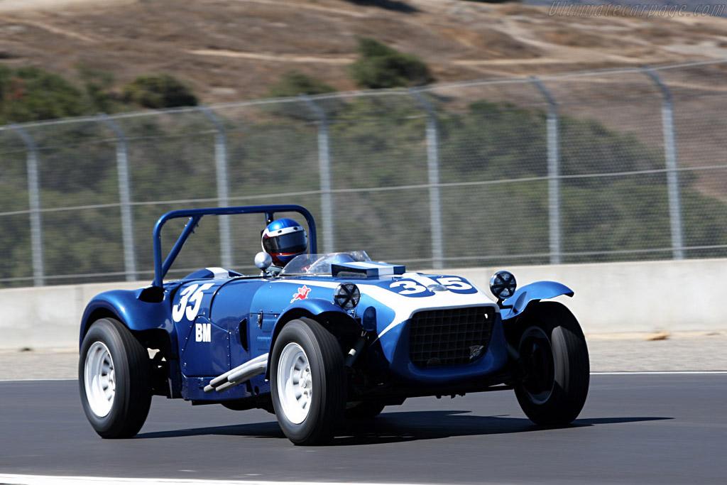 Monsterati Special    - 2007 Monterey Historic Automobile Races