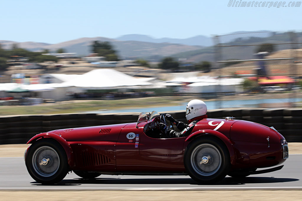 Nardi Corsa Barchetta    - 2007 Monterey Historic Automobile Races