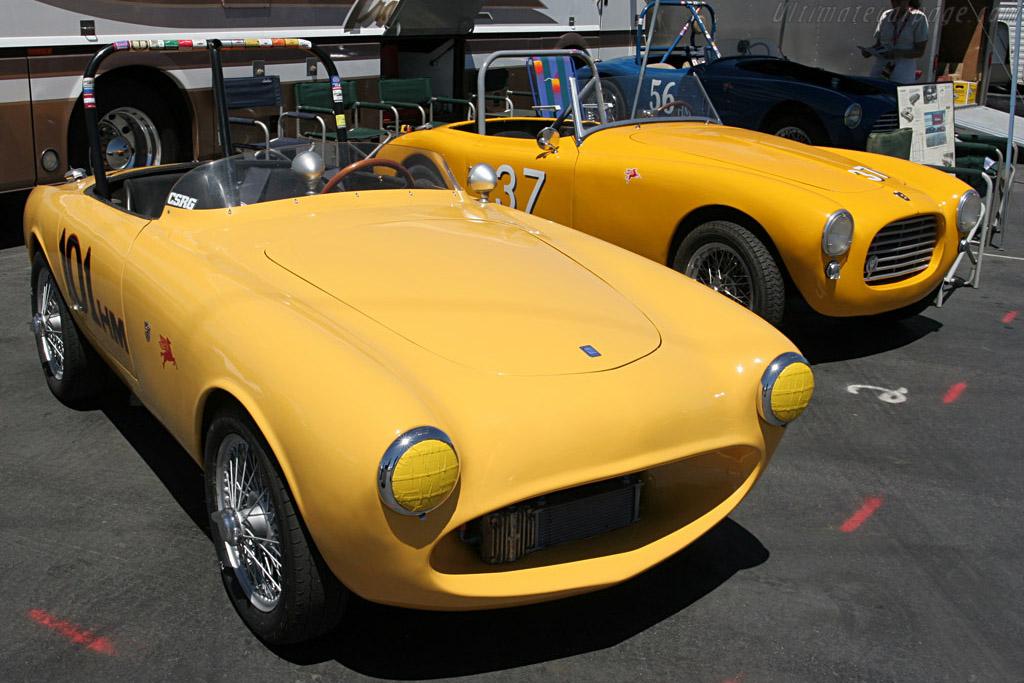 Nardi Crosley    - 2007 Monterey Historic Automobile Races