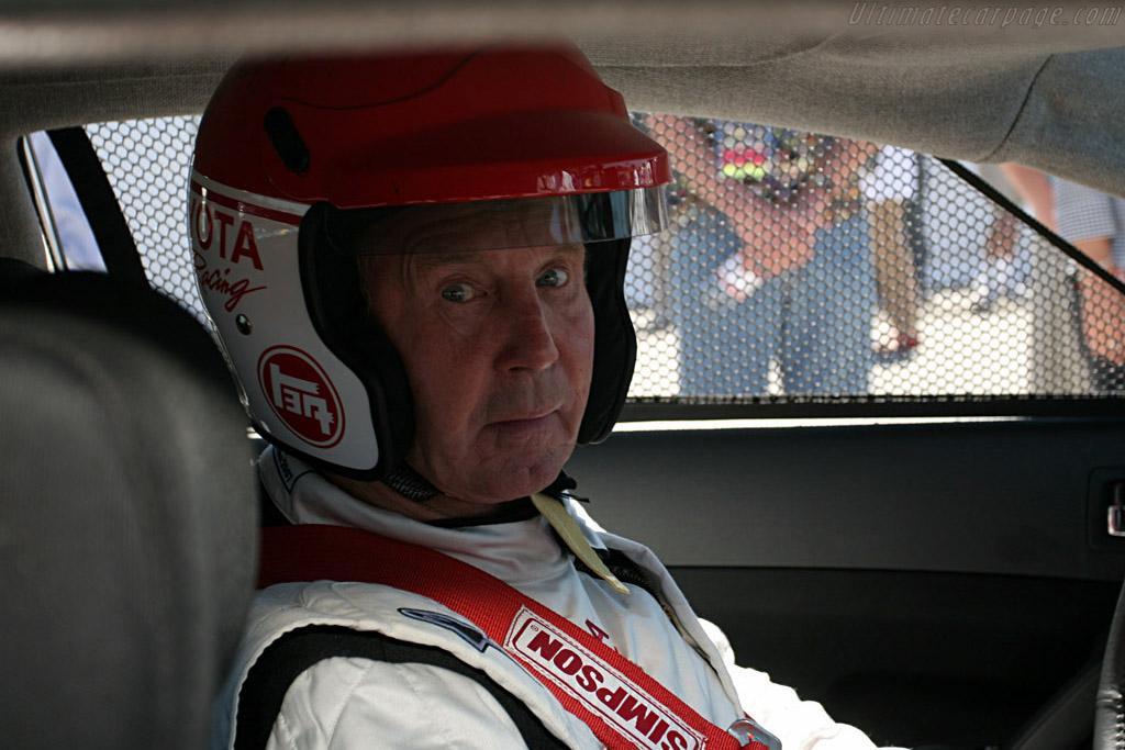 Parnelli Jones    - 2007 Monterey Historic Automobile Races