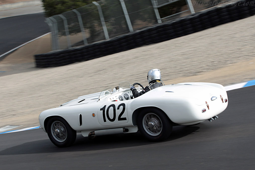 Pegaso Z-102 Barchetta    - 2007 Monterey Historic Automobile Races