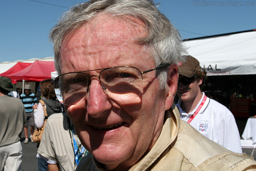 Pete Lovely (winner in 1957 and 2007)    - 2007 Monterey Historic Automobile Races