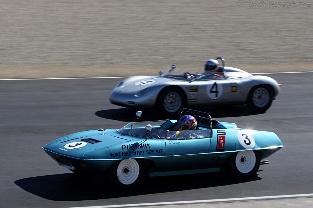 Pirahna Sports Racer    - 2007 Monterey Historic Automobile Races