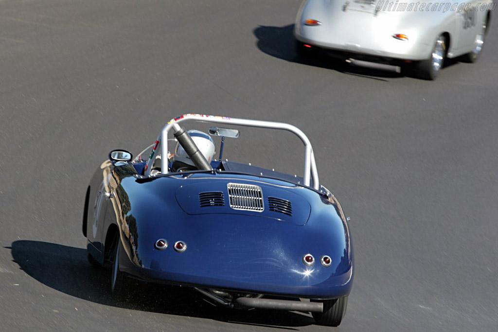 Porsche 356    - 2007 Monterey Historic Automobile Races