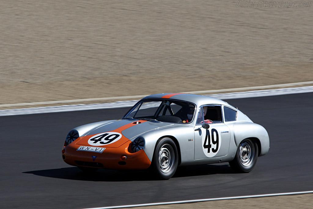Porsche 356 Abarth - Chassis: 1016   - 2007 Monterey Historic Automobile Races