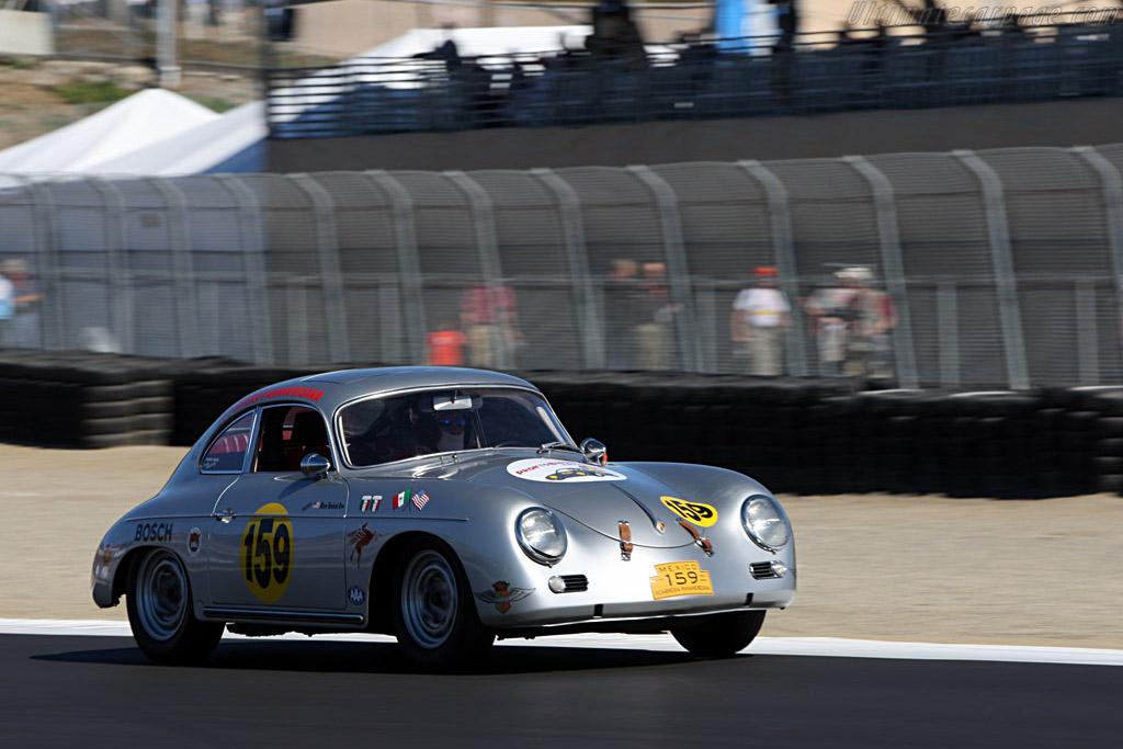Porsche 356B    - 2007 Monterey Historic Automobile Races