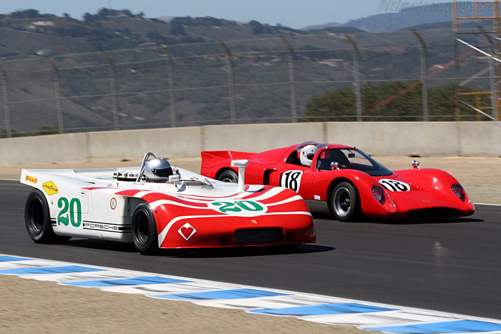 Porsche 908/3 - Chassis: 908/03-007   - 2007 Monterey Historic Automobile Races