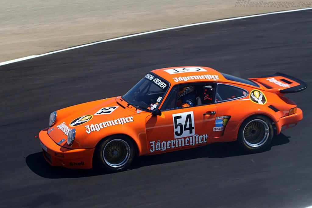 Porsche 911 RSR 3.0 - Chassis: 911 460 9073   - 2007 Monterey Historic Automobile Races