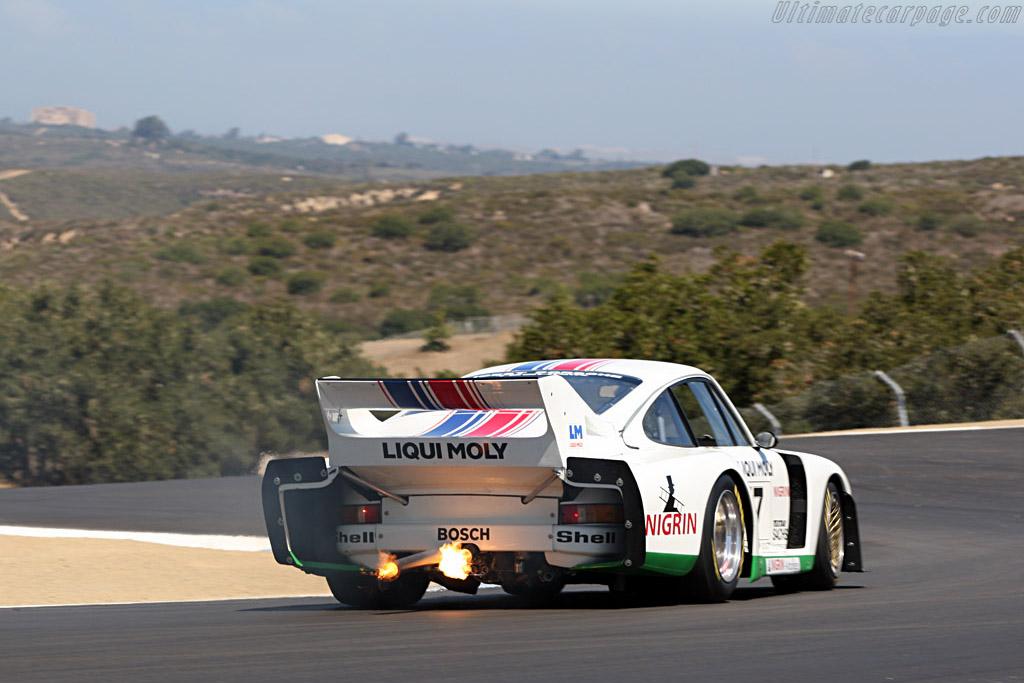 Porsche 935J - Chassis: 009 0001   - 2007 Monterey Historic Automobile Races