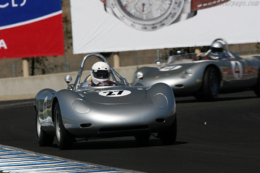 Porsche RSK - Chassis: 718-027   - 2007 Monterey Historic Automobile Races