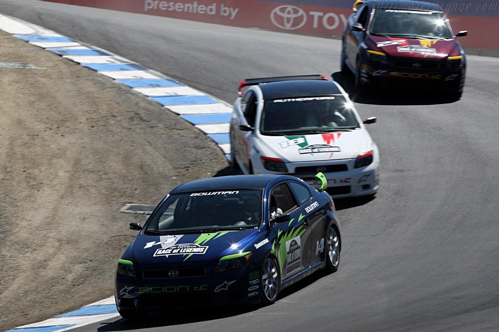 Prize winner Bowman    - 2007 Monterey Historic Automobile Races