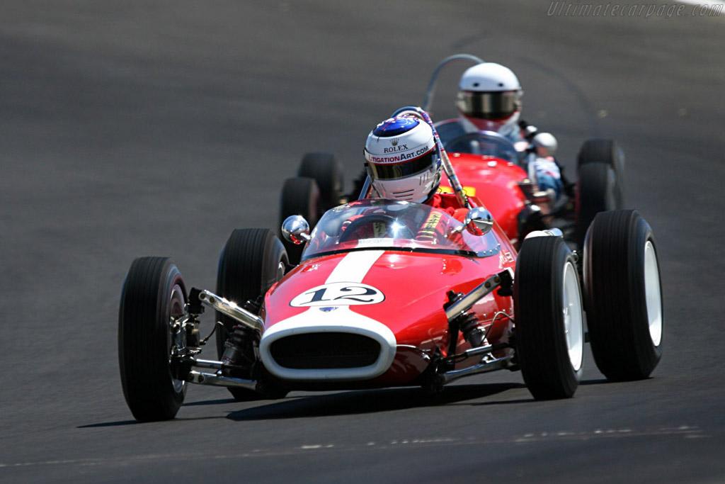 Quantum 15    - 2007 Monterey Historic Automobile Races