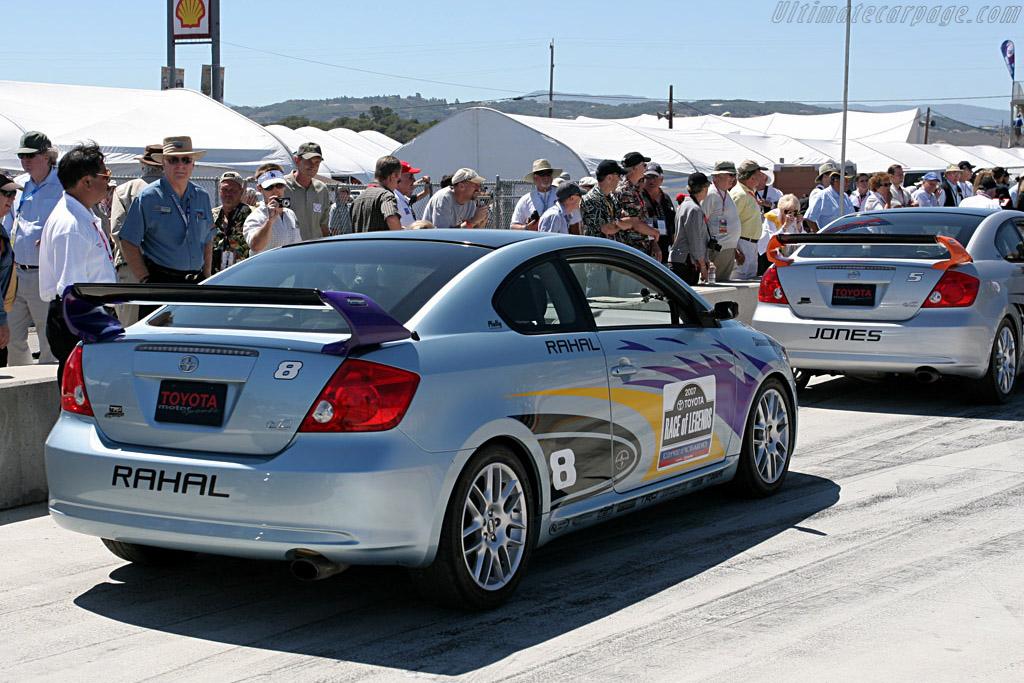 Ready to go    - 2007 Monterey Historic Automobile Races
