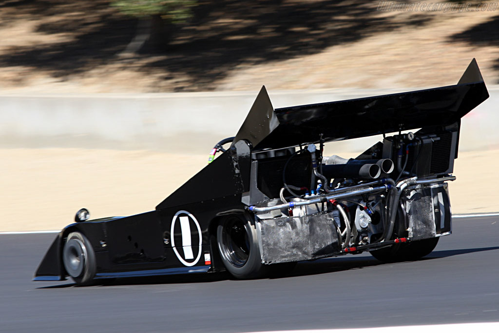 Shadow Mk1 - Chassis: 70-4 - Driver: Dennis Losher  - 2007 Monterey Historic Automobile Races