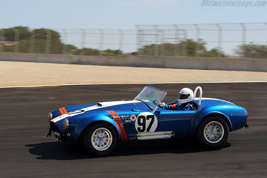 Shelby Cobra    - 2007 Monterey Historic Automobile Races