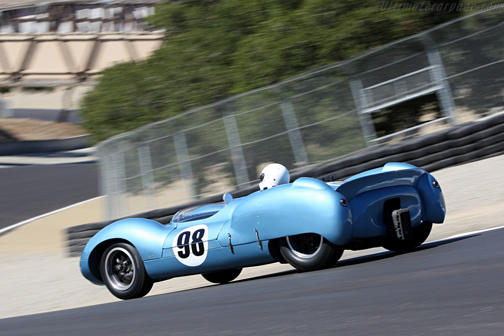 Shelby King Cobra - Chassis: CM/1/63  - 2007 Monterey Historic Automobile Races