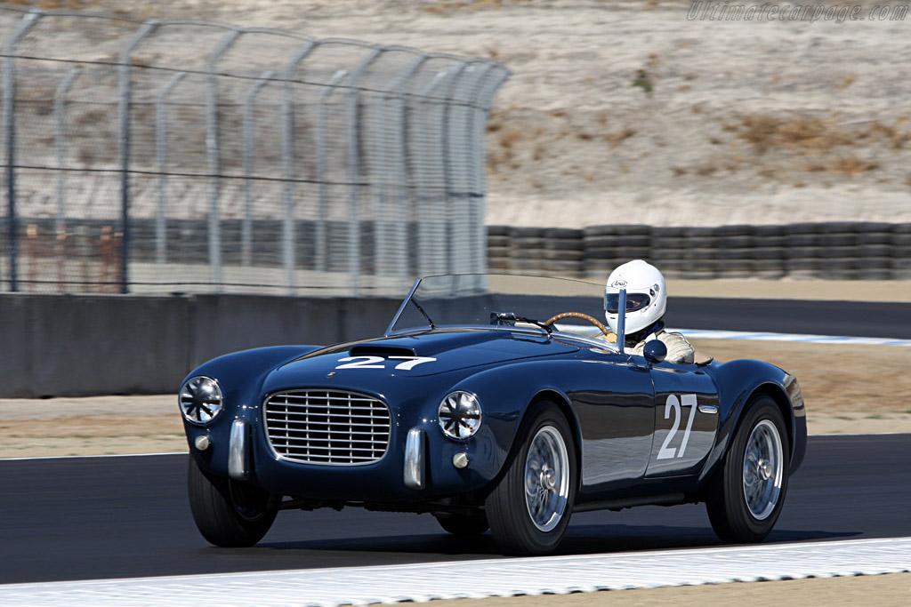 Siata 208S Spyder    - 2007 Monterey Historic Automobile Races