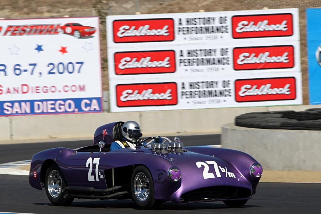 Townsend Typhoon    - 2007 Monterey Historic Automobile Races