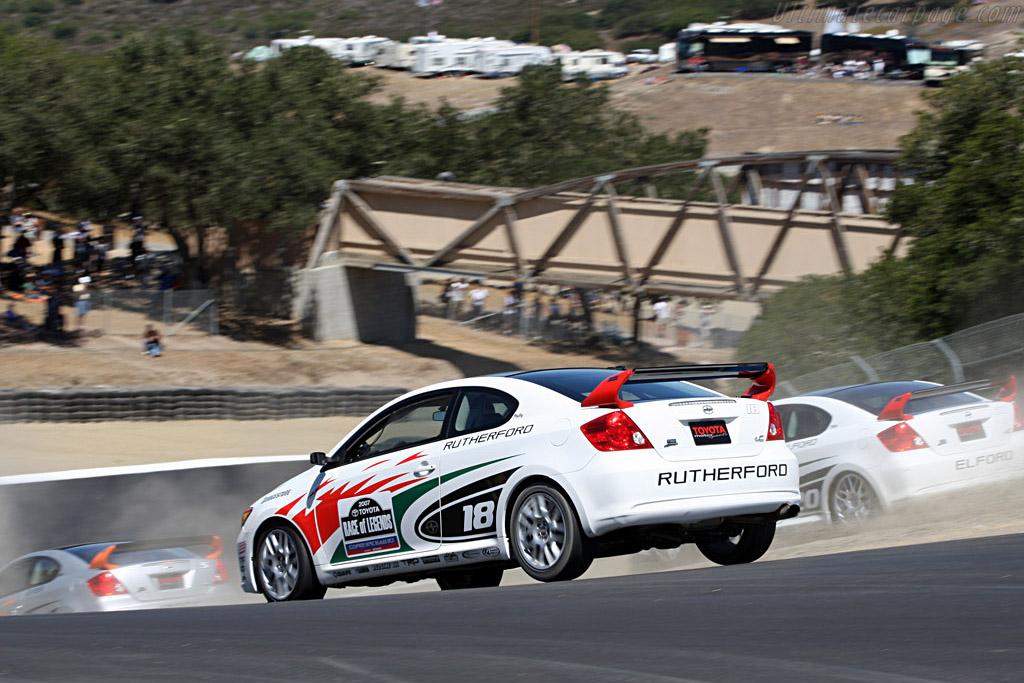 Toyota Race of Legends    - 2007 Monterey Historic Automobile Races