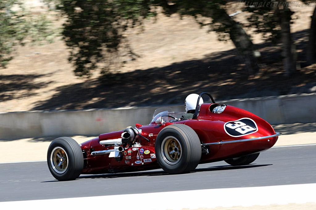 Watson Turbo 'Racing Associates'    - 2007 Monterey Historic Automobile Races